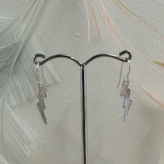 Lightening Strike Earrings